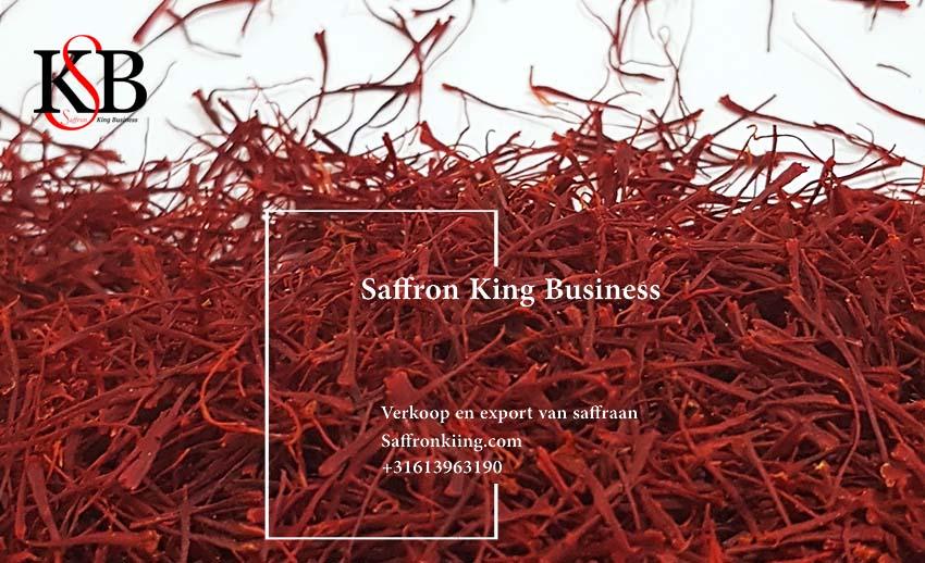 Exportation de safran vers la France