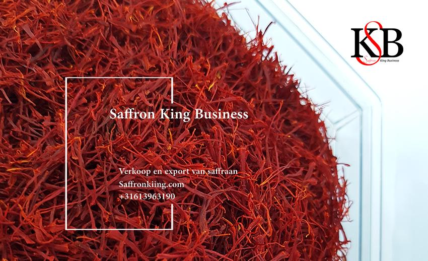 Sale price of Iranian saffron