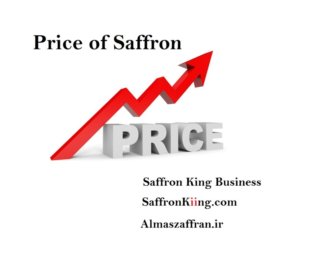 Saffron price forecast​