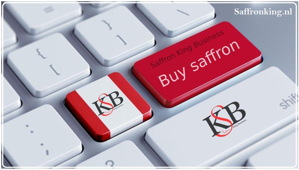 Buy saffron online from the company