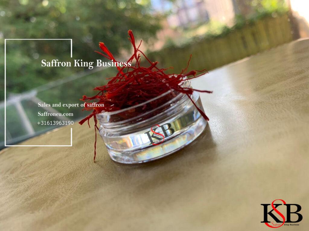 中国的藏红花和藏红花的价格