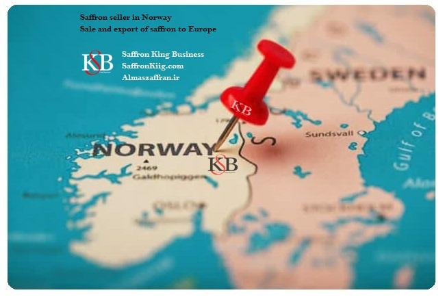 Den beste safranen i Norge