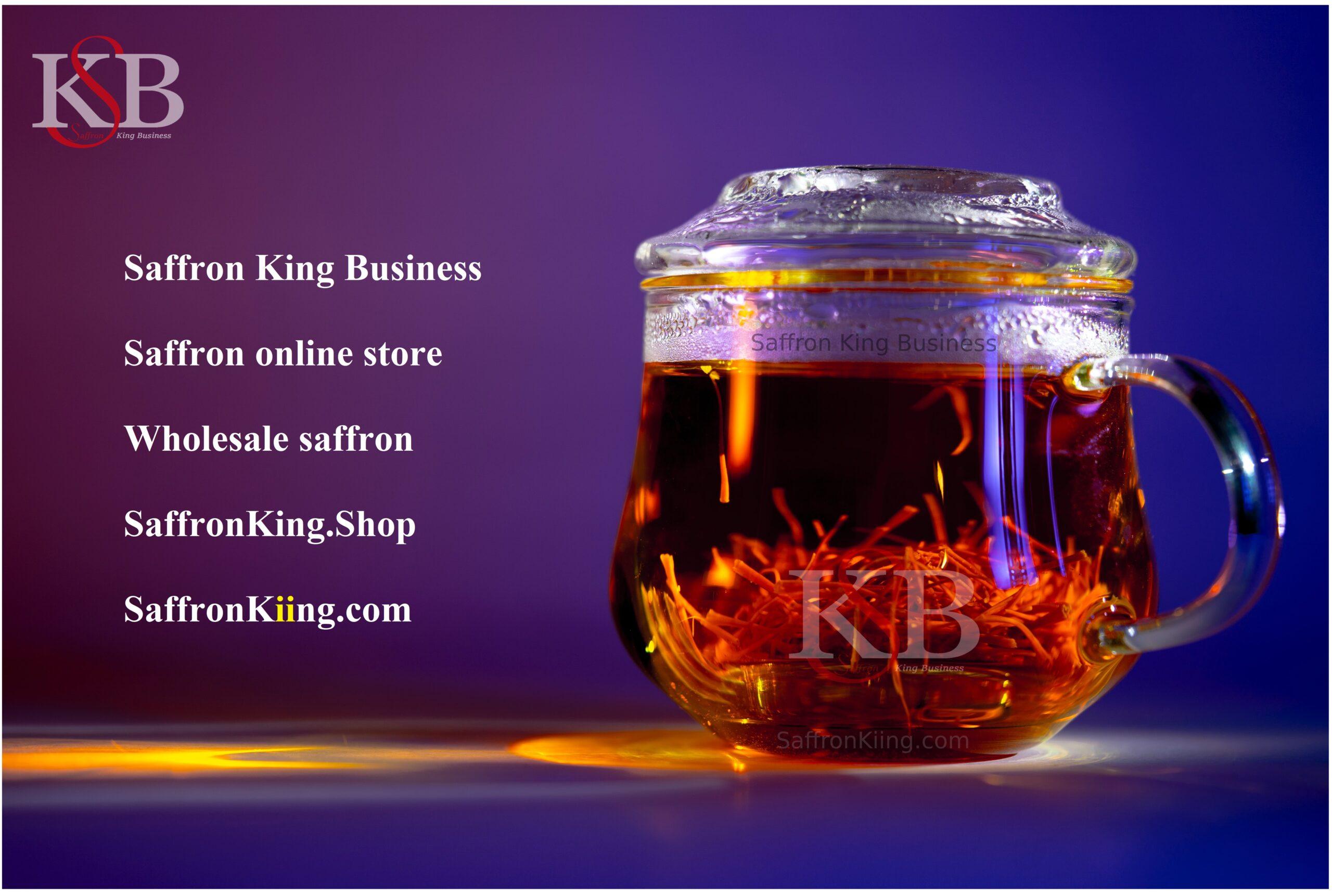 Boutique en ligne de safran