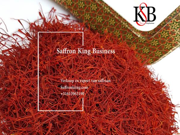 Sale of bulk saffron