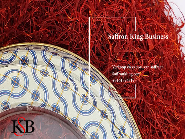 Is the price of saffron in dollars in Europe?