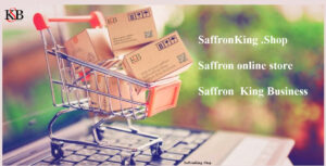 The price of one kilo. Saffron King Shop