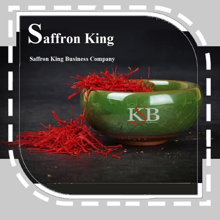Qu'est-ce que le roi du Saffron King ?